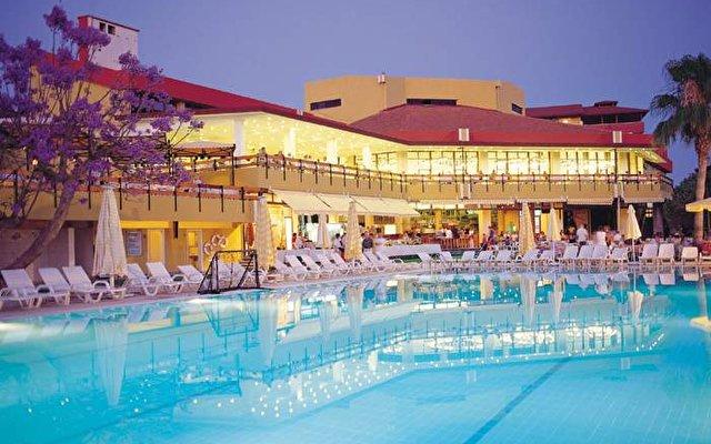 Horus Paradise Luxury Resort (ex.side Holiday Village) 8