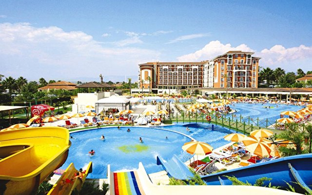 Asteria Elita Resort (ex. Justiniano Wish Side) 1