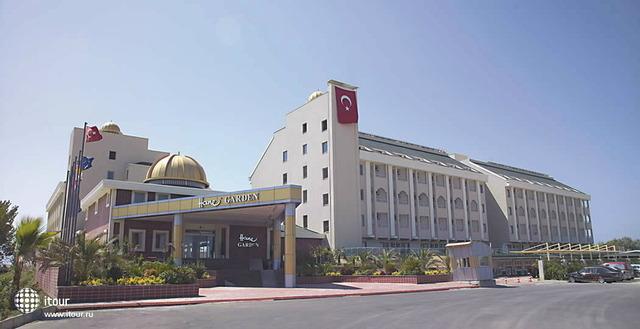 Hane Garden Hotel 4