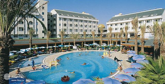 Hane Garden Hotel 8