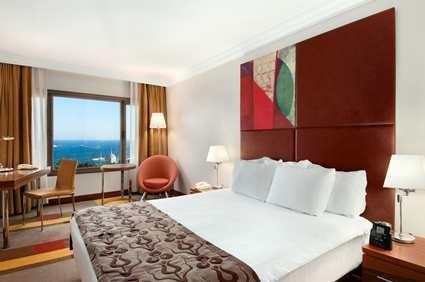 Hilton Parksa Istanbul Hotel 5