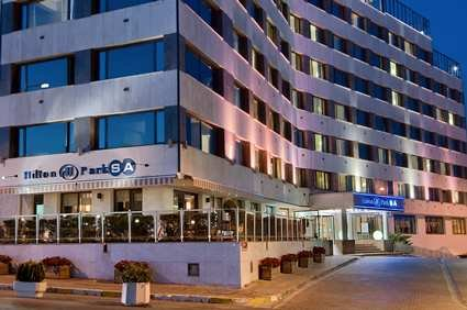 Hilton Parksa Istanbul Hotel 1