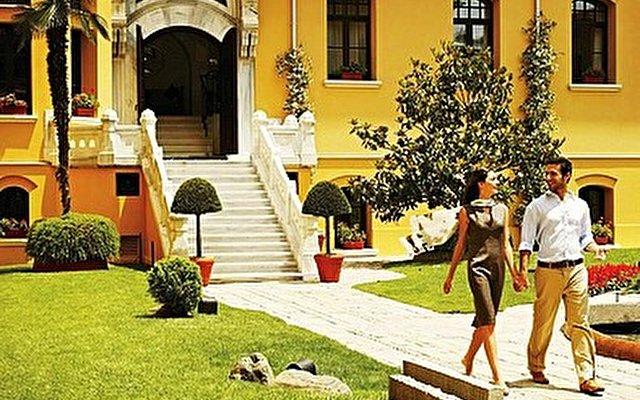Four Seasons Hotel Istanbul At Sultanahmet 7