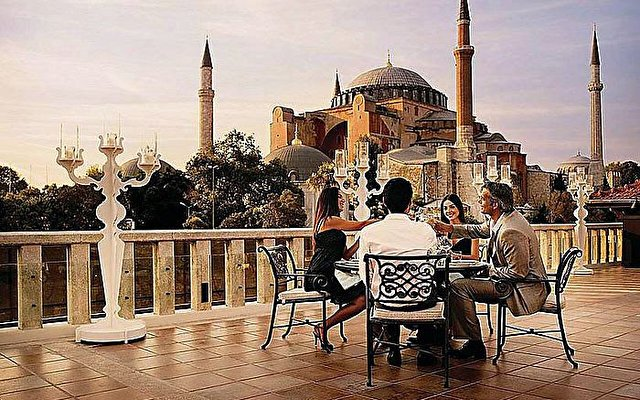 Four Seasons Hotel Istanbul At Sultanahmet 9