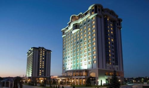 Wow Istanbul Hotel 7