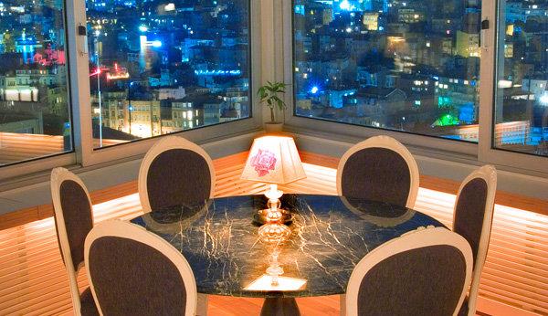 Richmond Hotel Istanbul 9