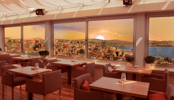 Richmond Hotel Istanbul 10