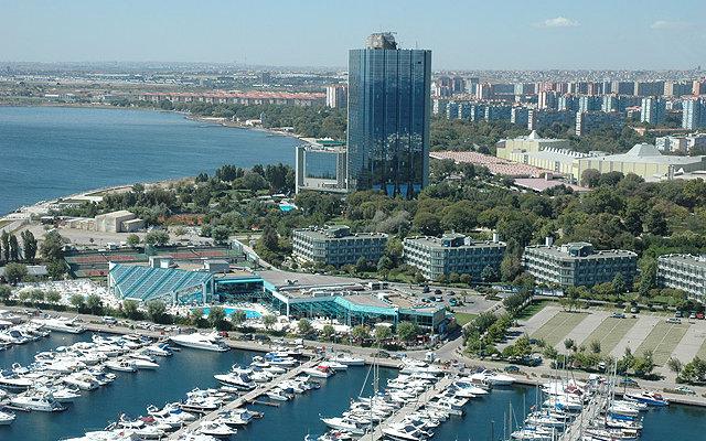 Sheraton Istanbul Atakoy Hotel 2