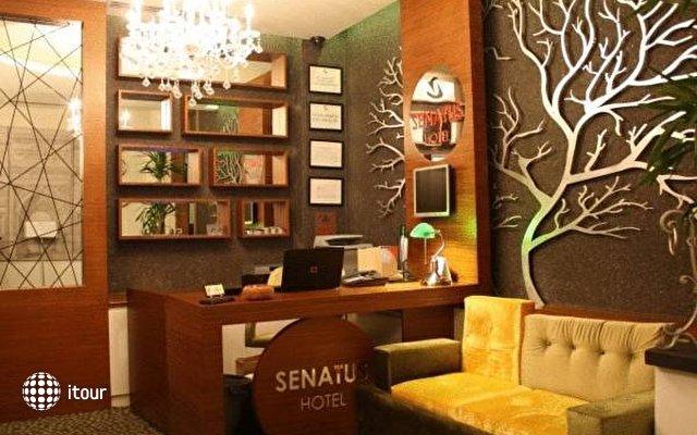 Senatus Hotel 6