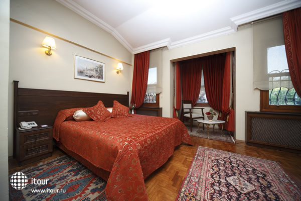 Turquhouse Hotel Boutique 5