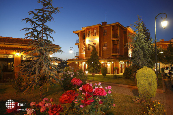 Turquhouse Hotel Boutique 8