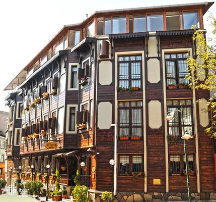 Artefes Hotel 1