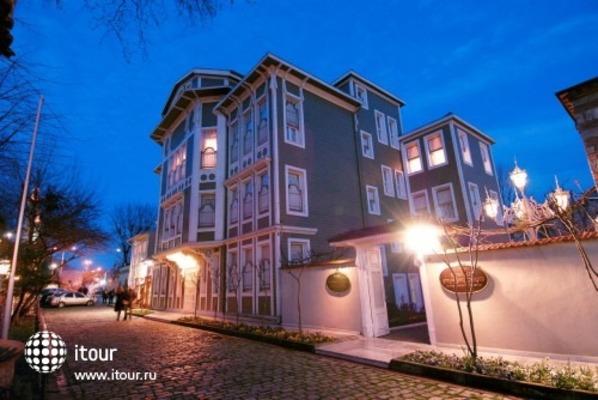 Yesil Ev Hotel 1