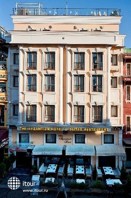 The Byzantium Hotel 4
