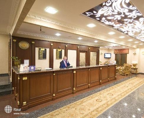 The Byzantium Hotel 10