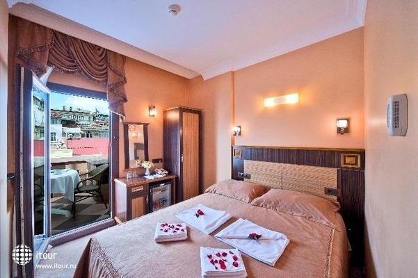 The Byzantium Hotel 3