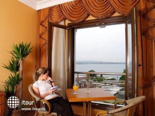 The Byzantium Hotel 13