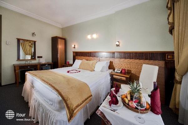 The Byzantium Hotel 16