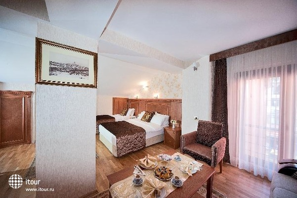 The Byzantium Hotel 19