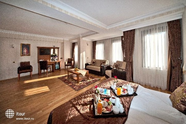 The Byzantium Hotel 23