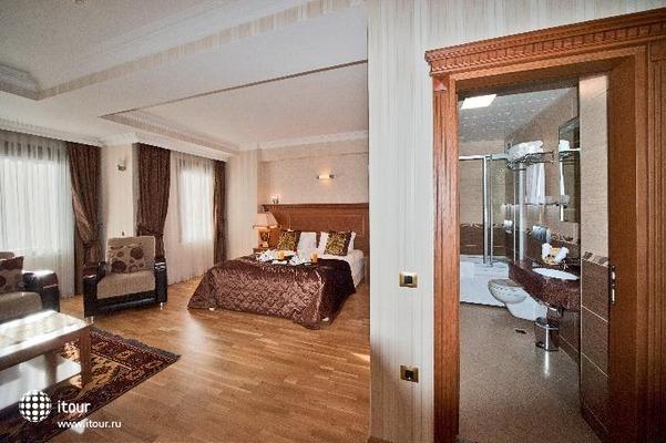 The Byzantium Hotel 24