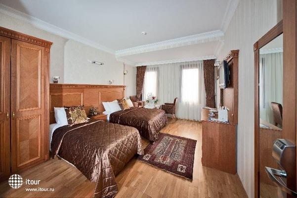 The Byzantium Hotel 28