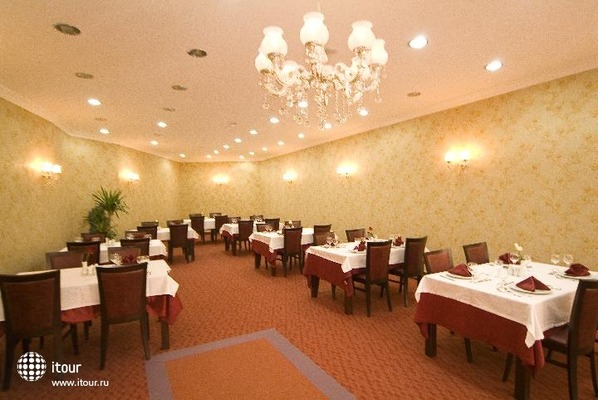 The Byzantium Hotel 30