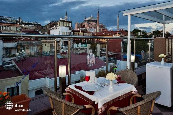 The Byzantium Hotel 37