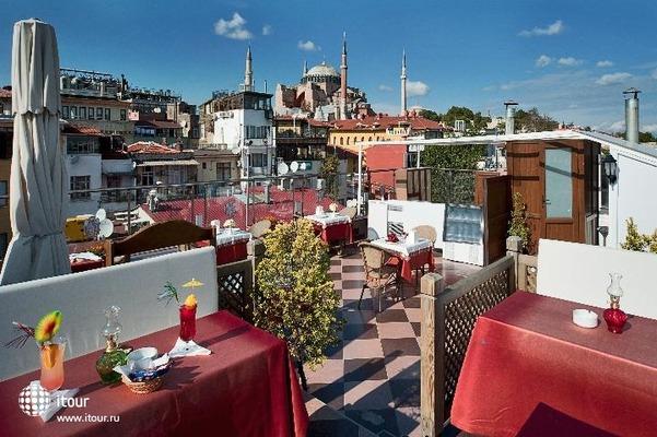 The Byzantium Hotel 38