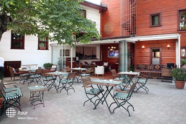 Garden House Istanbul 1