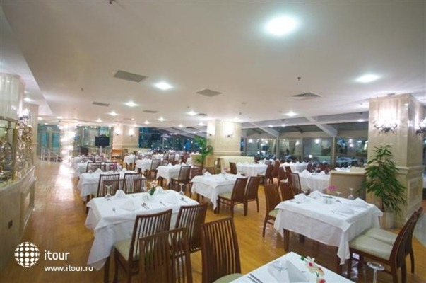Eser Premium Hotel & Spa 8