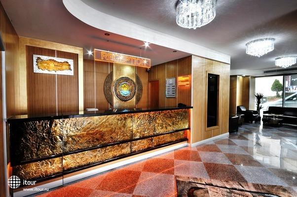 Rhisos Hotel Bostanci 4