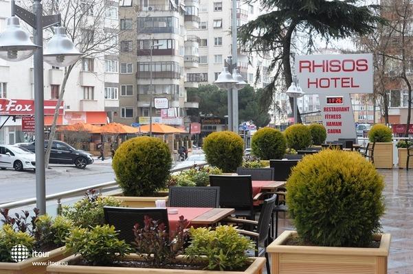 Rhisos Hotel Bostanci 2