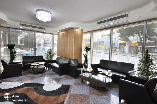 Rhisos Hotel Bostanci 7