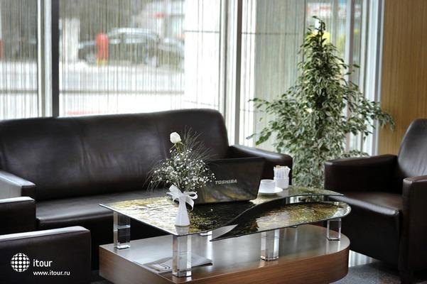 Rhisos Hotel Bostanci 8