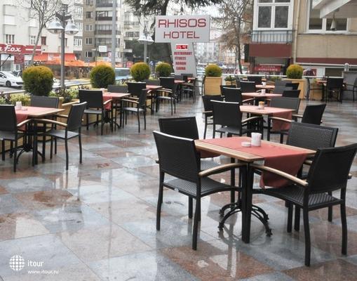 Rhisos Hotel Bostanci 9