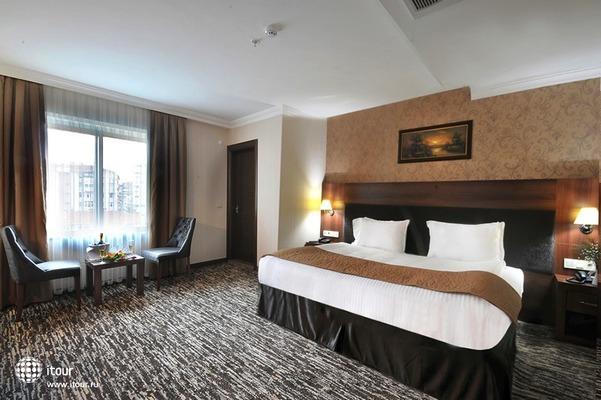 Rhisos Hotel Bostanci 3