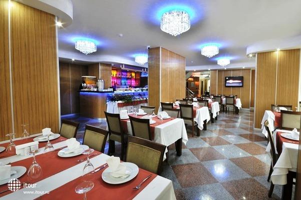 Rhisos Hotel Bostanci 10
