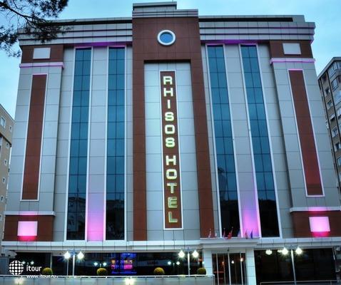 Rhisos Hotel Bostanci 1