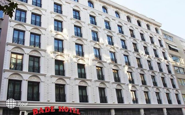 Bade Hotel Istanbul 1