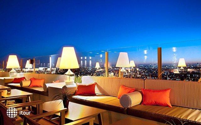 Marti Istanbul Hotel 9