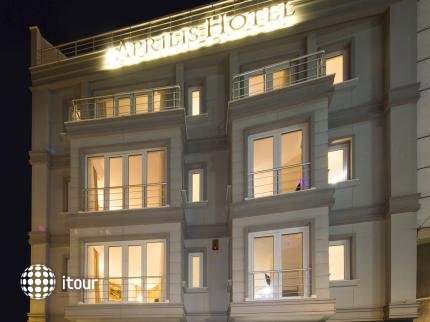 Aprilis Hotel 1