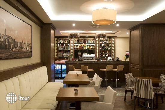 Nidya Hotel Galataport 10
