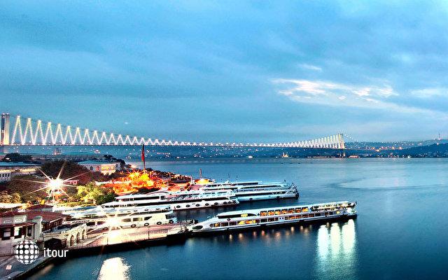 Shangri-la Bosphorus 5
