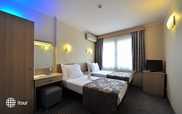 Hotel Olimpiyat 3
