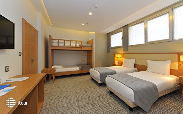 Hotel Olimpiyat 5