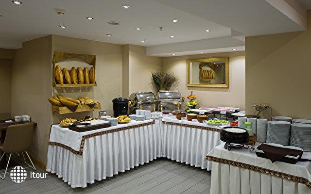 Hotel Olimpiyat 6