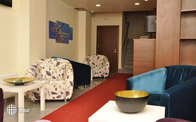 Comfort Suite Taksim Hotel  9