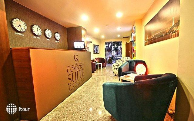 Comfort Suite Taksim Hotel  2