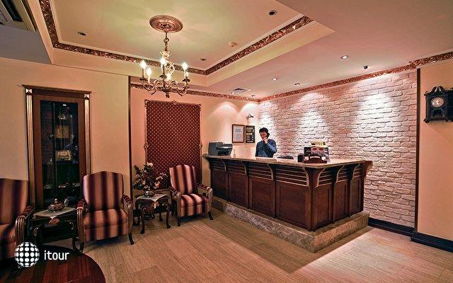 Allstar Nil Boutique Hotel 8